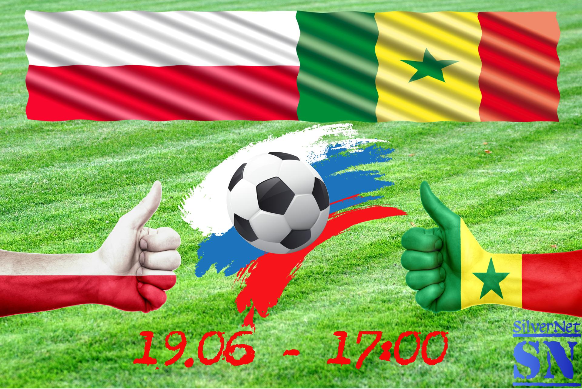 Polska vs Senegal